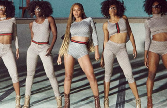 Beyonce Formation Video Still