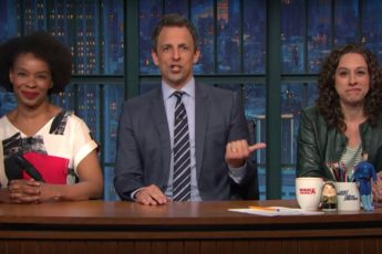 Late Night with Seth Meyers / NBC